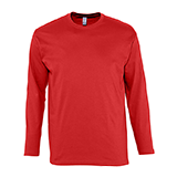 Plain Long Sleeve T-Shirt
